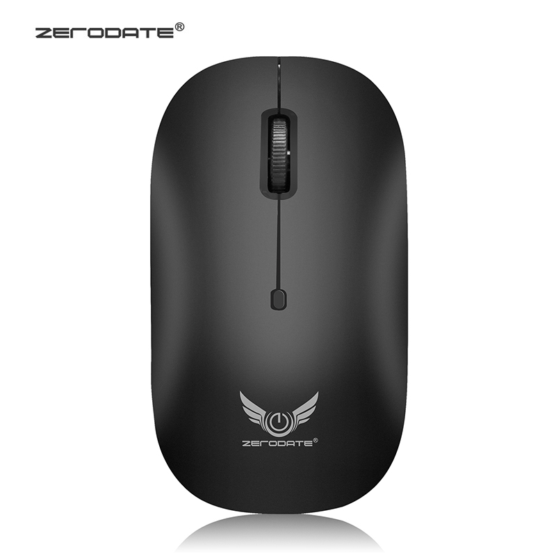 Drop Shipping Bluetooth Kablosuz Gaming Mouse 3 Keys 1600 DPI Ergonomi Optik Fare Fareler Için Win10 Android Dizüstü Bilgisayar