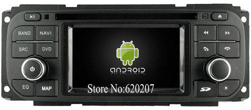 S160 Android 4.4.4 JEEP Interpid PT Cruiser IÇIN CAR DVD player, 9 inç panel araç ses stereo Multimedya GPS Quad-Core
